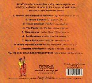 Putumayo Presents Latin Jazz 32