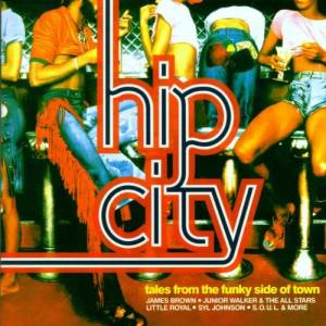 Cover - Hank Ballard: Hip City - Tales From The Funky Side Of Town