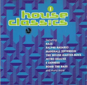House Classics - Cover