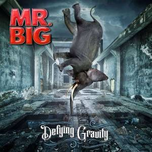 Cover - Mr. Big: Defying Gravity