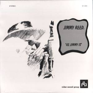 Cover - Jimmy Reed: As Jimmy Is