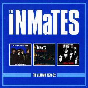 The Inmates: Albums 1979-82, The - Cover