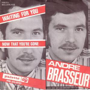 Cover - André Brasseur: Waiting For You
