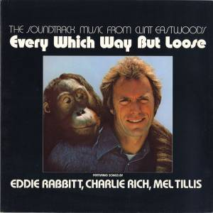 Cover - Eddie Rabbitt: Every Which Way But Loose