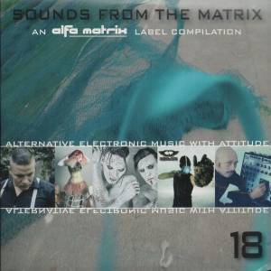 Cover - Mondträume: Alfa Matrix - Sounds From The Matrix 18