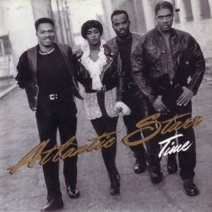 Cover - Atlantic Starr: Time