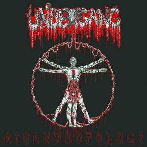 Cover - Undergang: Misantropologi