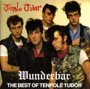 Cover - Tenpole Tudor: Wunderbar - The Best Of Tenpole Tudor