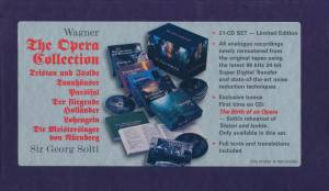 Richard Wagner: The Opera Collection (22-CD) - Bild 2