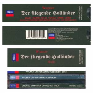 Richard Wagner: The Opera Collection (22-CD) - Bild 7