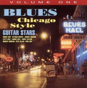 Cover - Byther Smith: Blues Chicago Style - Volume One: Guitar Stars