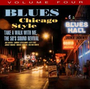 Cover - Byther Smith: Blues Chicago Style - Volume Four: Take A Walk With Me, The 50's Sound Revival