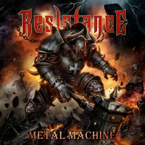 Resistance: Metal Machine - Cover