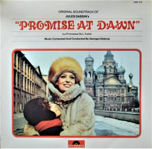 Cover - Georges Delerue: Promise At Dawn