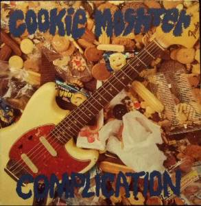 Cover - Lunachicks: Cookie Moshter