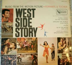 Cover - Ferrante & Teicher: West Side Stroy