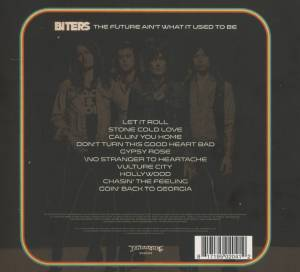 Biters: The Future Ain't What It Used To Be (CD) - Bild 2