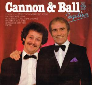 Cannon & Ball: Together (LP) - Bild 1