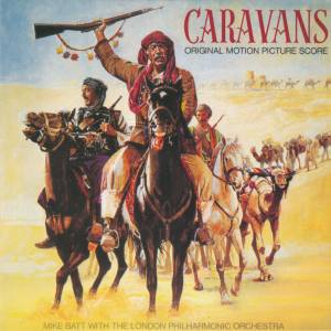 Mike Batt With The London Philharmonic Orchestra: Caravans (CD) - Bild 1