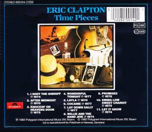 Eric Clapton / Derek And The Dominos: Time Pieces (Split-CD) - Bild 5