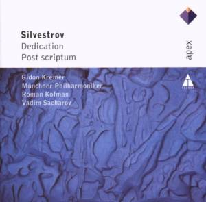 Walentyn Sylwestrow: Dedication / Post Scriptum (CD) - Bild 1