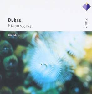 Cover - Paul Dukas: Piano Works