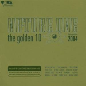 Nature One - The Golden 10 - Cover