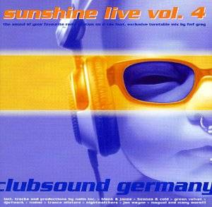 Cover - L.O.S.P.: Sunshine Live Vol. 4