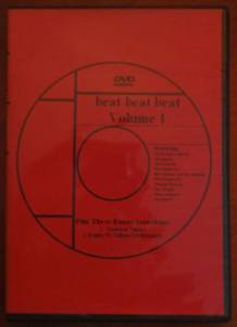 Cover - Sorrows, The: Beat Beat Beat Volume 1