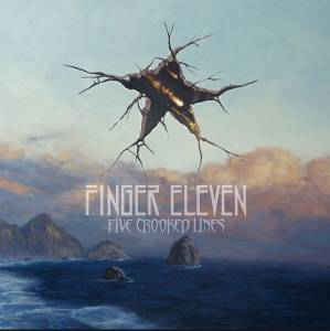 Finger Eleven: Five Crooked Lines - Cover