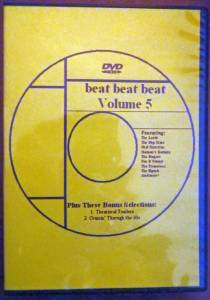 Cover - Neil Christian: Beat Beat Beat Volume 5