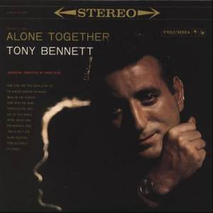 Cover - Tony Bennett: Alone Together