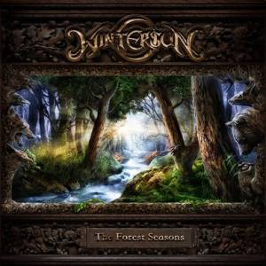 Wintersun: The Forest Seasons (2017) - Cover