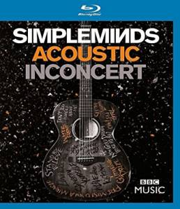 Cover - Simple Minds: Acoustic In Concert