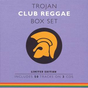 Trojan Club Reggae Box Set - Cover