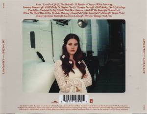 Lana Del Rey: Lust For Life (CD) - Bild 2