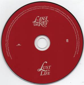 Lana Del Rey: Lust For Life (CD) - Bild 3