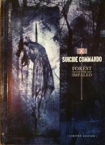 Suicide Commando: Forest Of The Impaled (3-CD + Single-CD) - Bild 1
