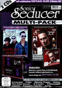 Sonic Seducer Multi-Pack Nr. 04/2013 - Cover