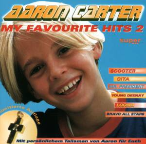 Cover - N.Y.C.C.: Aaron Carter: My Favourite Hits 2