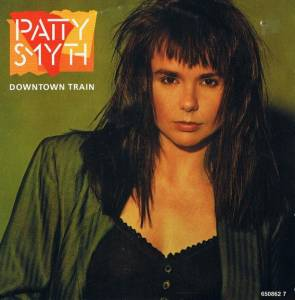 Cover - Patty Smyth: Downtown Train