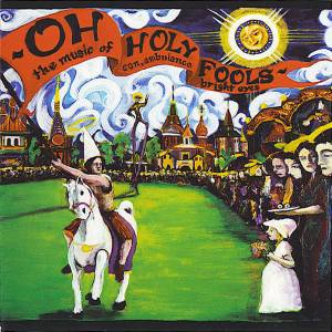 Cover - Son, Ambulance: Oh Holy Fools