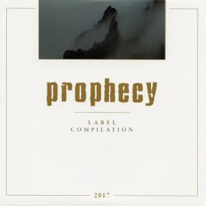 Prophecy Label Compilation 2017 - Cover