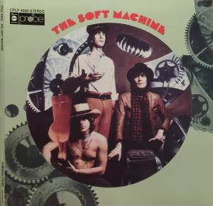 Soft Machine: The Soft Machine (LP) - Bild 1