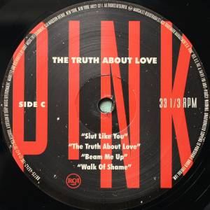 P!nk: The Truth About Love (2-LP) - Bild 5