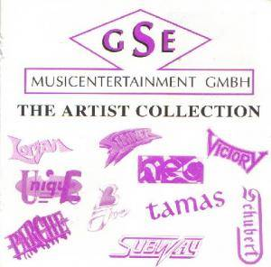 GSE - The Artist Collection - Cover