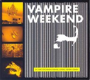 Cover - Vampire Weekend: EP