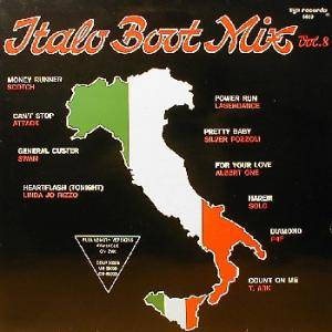 Italo Boot Mix Vol. 08 - Cover
