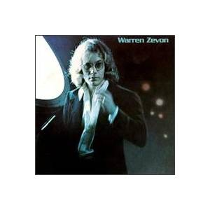 Warren Zevon: Warren Zevon - Cover
