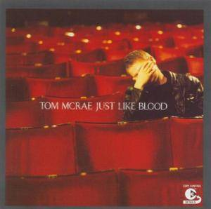 Cover - Tom McRae: Just Like Blood